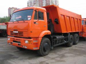камаз 6520 30 тн